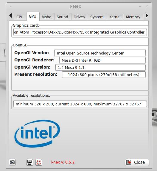 linux hardware information
