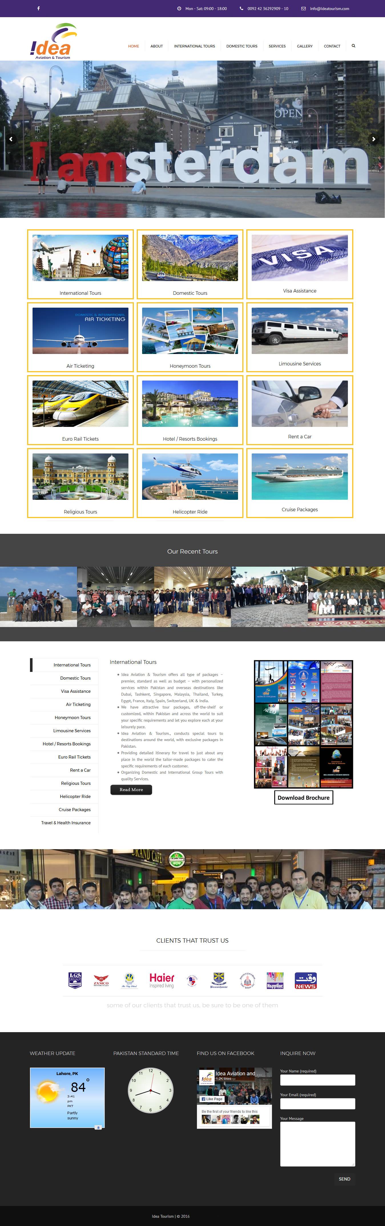 Idea Tourism